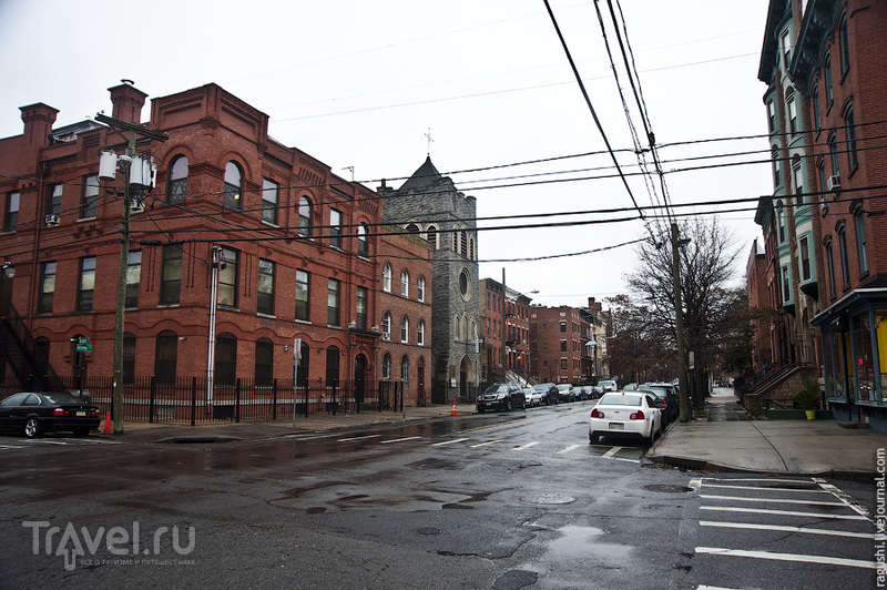 Джерси-Сити, Нью-Джерси, США / Фото из США