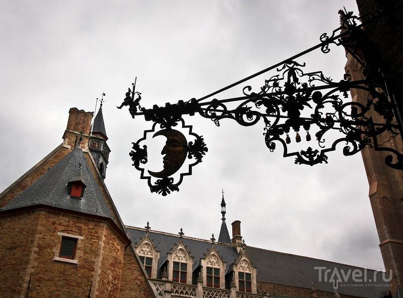 Особняк Груутхус в Брюгге, Бельгия / Фото из Бельгии