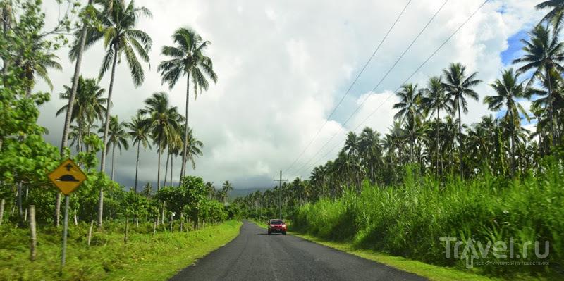 Благословленное Самоа. Вокруг острова Уполу / Самоа Западное