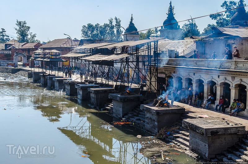 Непал. Пашупатинатх. Ноябрь 2013 / Фото из Непала