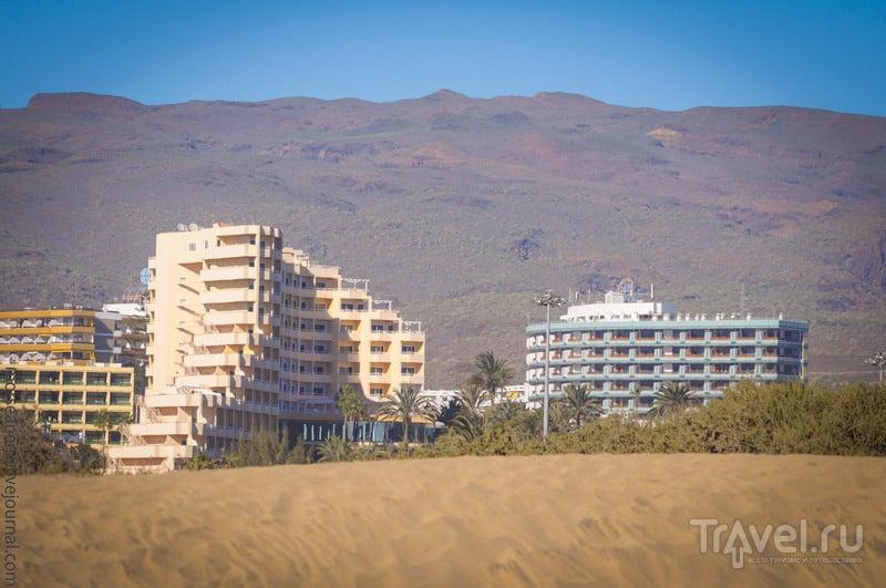 Трэш в Плайя-дель-Инглес / Испания
