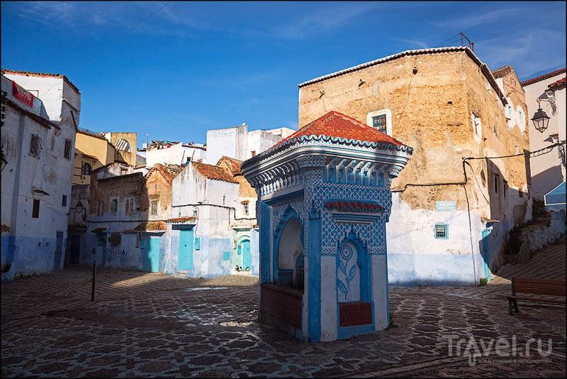 Шефшауэн. Синий город / Фото из Марокко