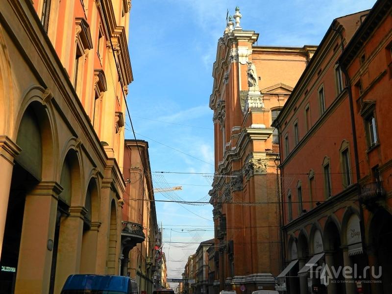 Кафедральный собор San Pietro в Болонье, Италия / Фото из Италии