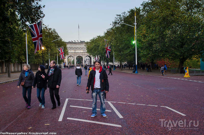 """Как посмотреть Лондон без """"заморочек"""" с визой / Великобритания"""