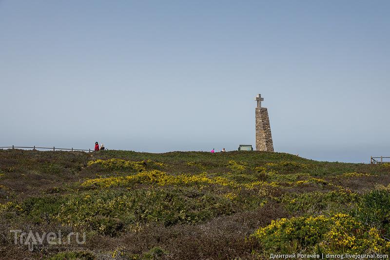 Где земля кончается и начинается море. Мыс Рока / Фото из Португалии