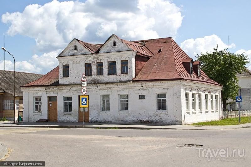 В городке Гольшаны, Белоруссия / Фото из Белоруссии