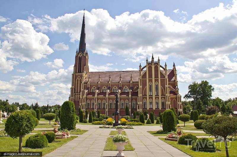 Костел Святой Троицы в Гервятах, Белоруссия / Фото из Белоруссии