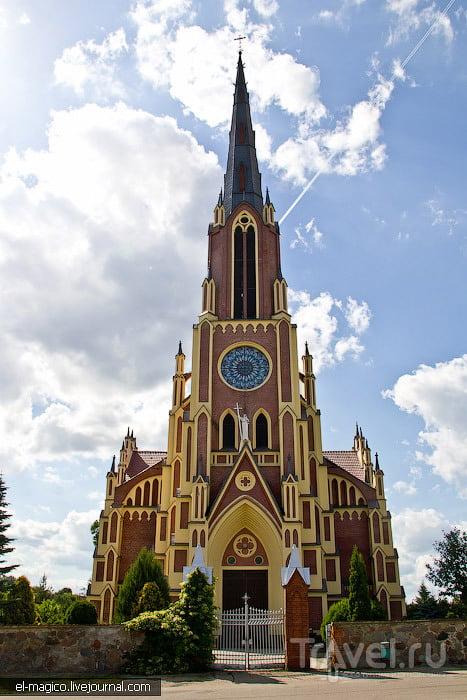 Гольшаны и Гервяты / Фото из Белоруссии