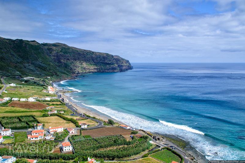 На острове Санта-Мария, Португалия / Фото из Португалии