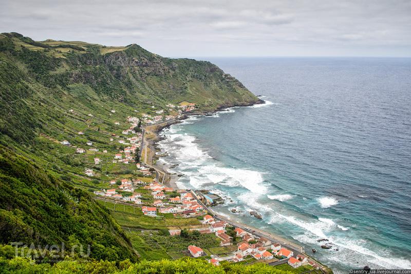 Поселок Сао-Лоренцо / Фото из Португалии