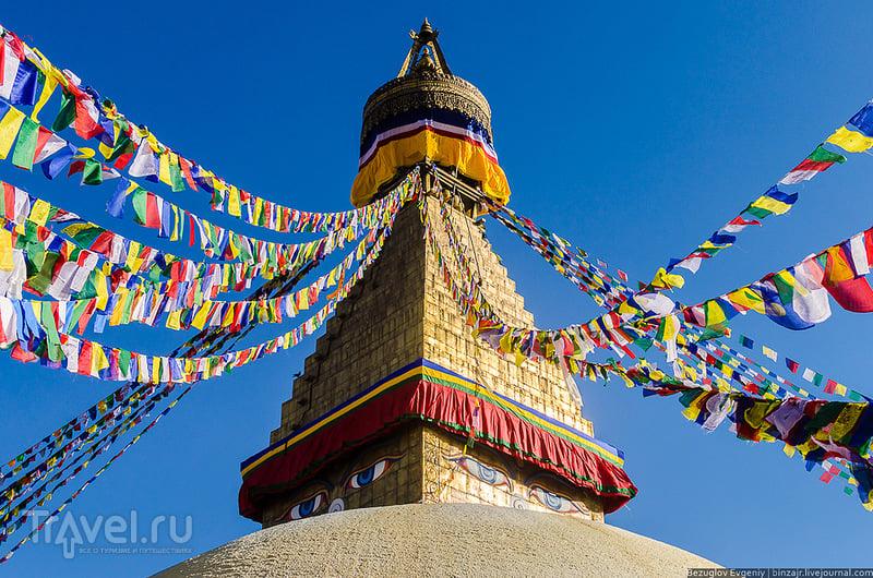 В Катманду, Непал / Фото из Непала