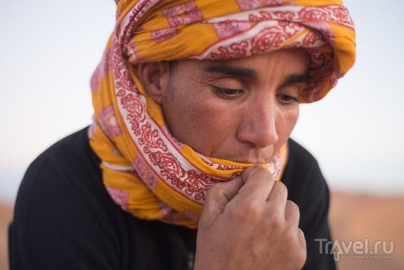 Белое солнце пустыни Марокко. Встречи с номадами и берберами / Марокко