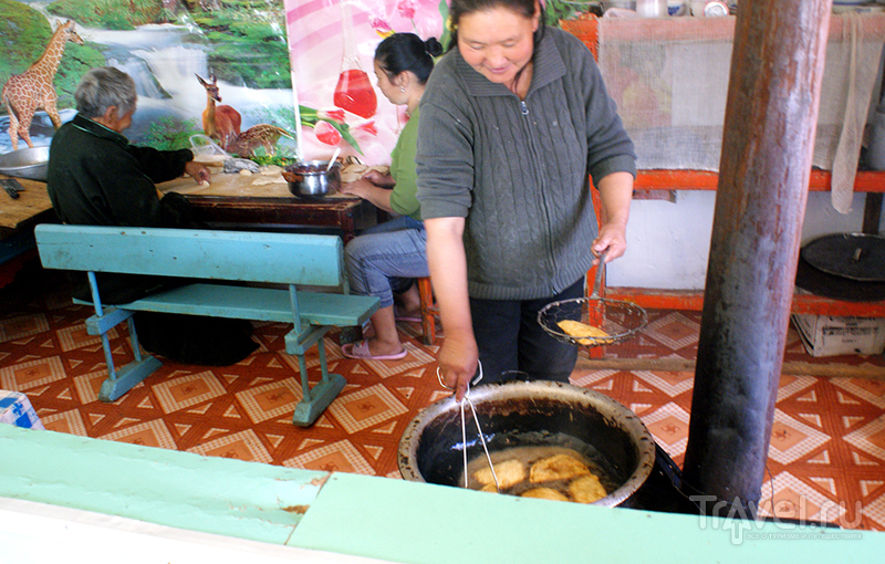 Монголия. Кухня / Монголия