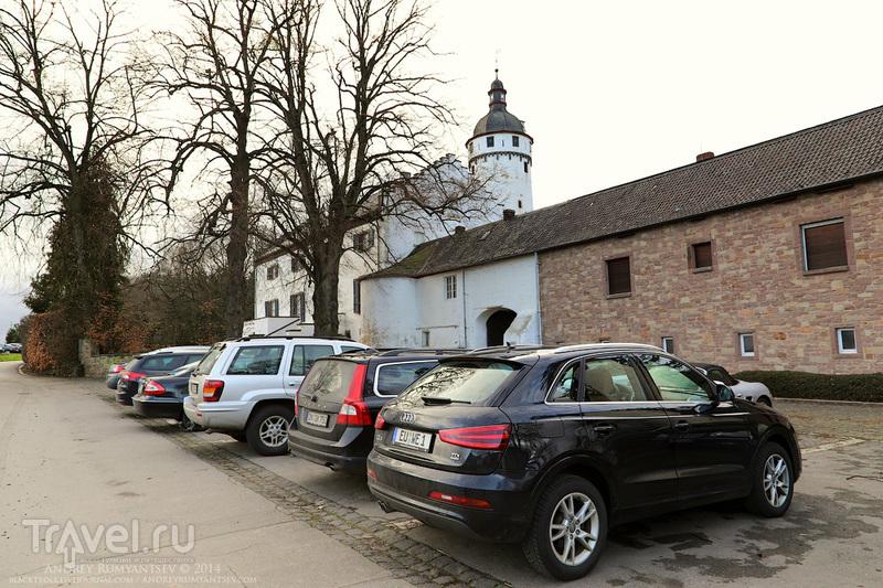 Крепость Цивель (Burg Zievel). Германия / Германия