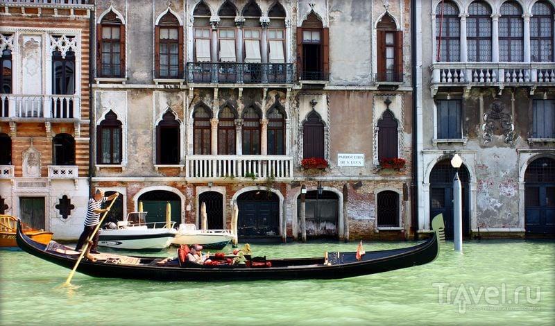 В городе Венеция, Италия / Фото из Италии