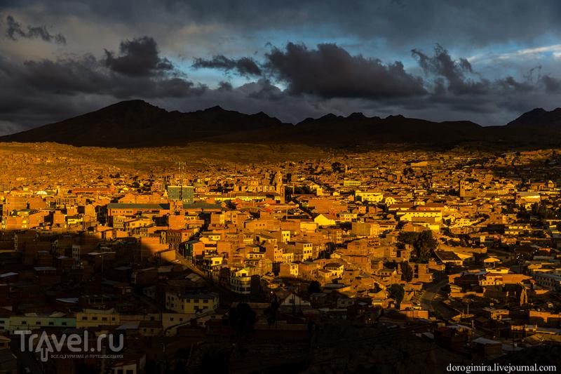 Про Потоси / Фото из Боливии