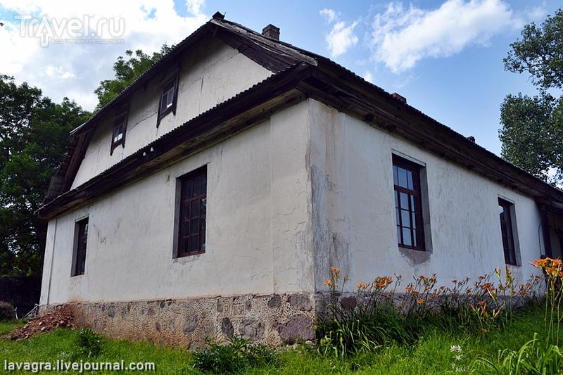 Усадьба Луоджяй, Литва / Фото из Литвы
