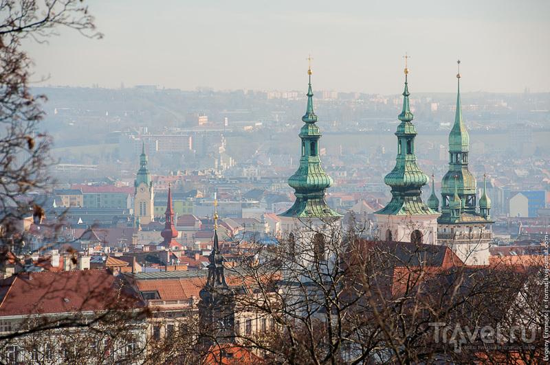 В городе Брно, Чехия / Фото из Чехии