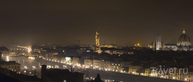 Флоренция в январе / Италия