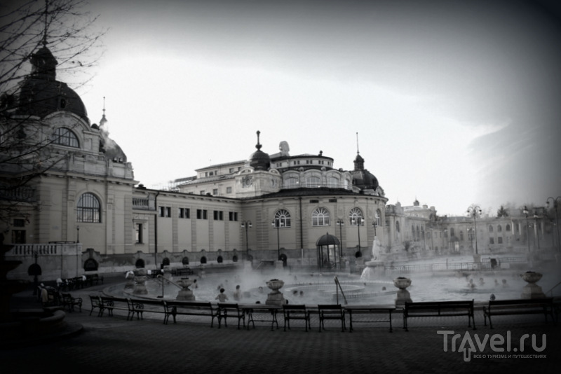 Призрачный Будапешт / Венгрия
