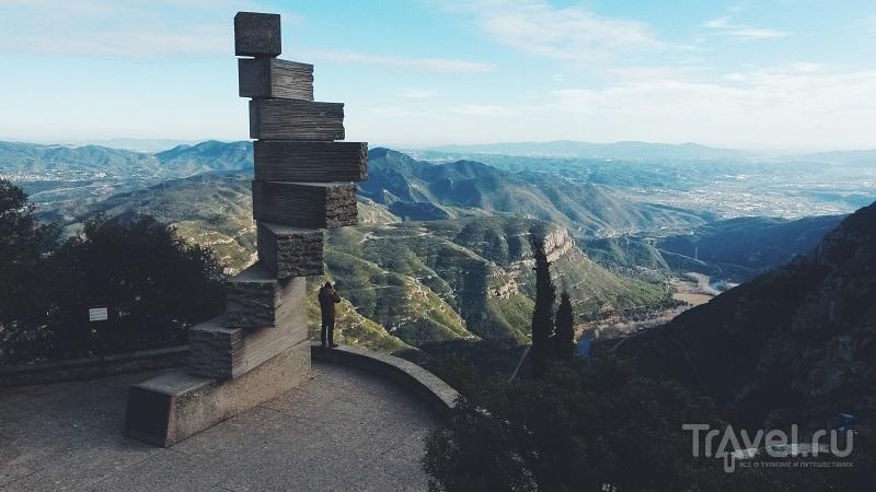 Монастырь Монсеррат в Каталонии, Испания / Фото из Испании