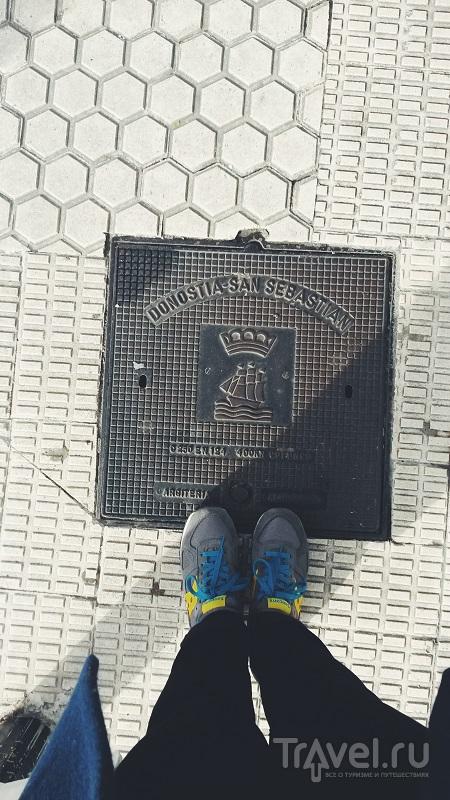 В городе Сан-Себастьян, Испания / Фото из Испании