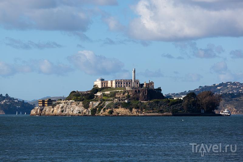 Остров Алькатрас в Калифорнии, США / Фото из США
