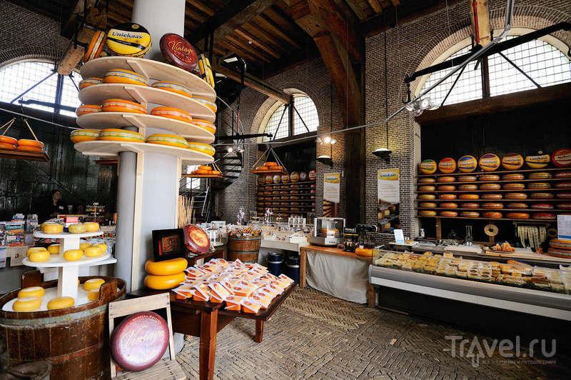 Музей сыра и традиционных ремёсел в Гауде, Нидерланды / Фото из Нидерландов