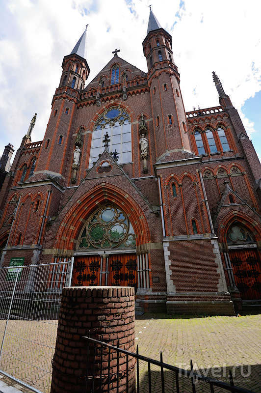 Церковь Гауве (Gouwekerk) или церковь святого Иосифа в Гауде, Нидерланды / Фото из Нидерландов