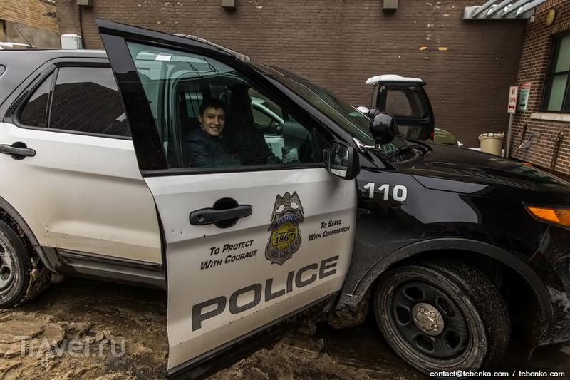 США. Американская полиция / США