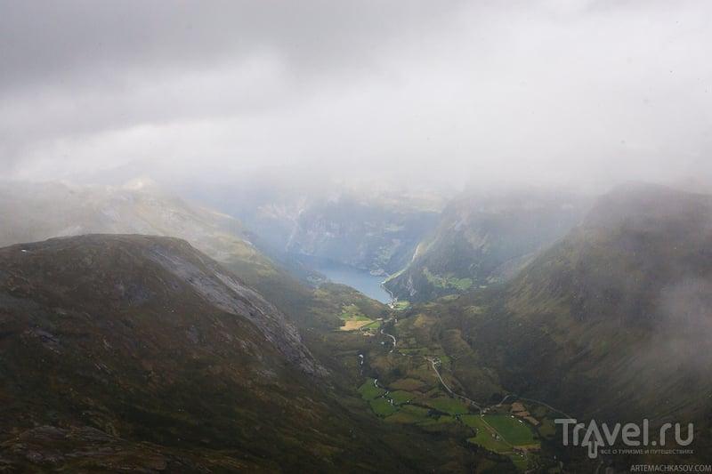 Западная Норвегия. Дорога в никуда / Норвегия