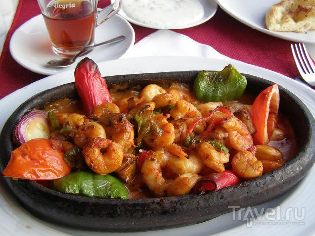Турецкая кухня. Грех чревоугодия / Турция
