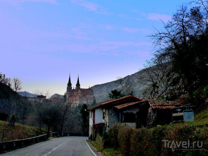 Базилика святой Марии в Ковандоге, Испания / Фото из Испании