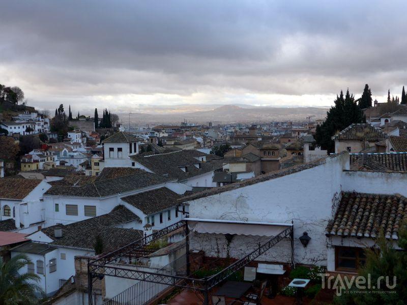 В городе Гранада, Испания / Фото из Испании