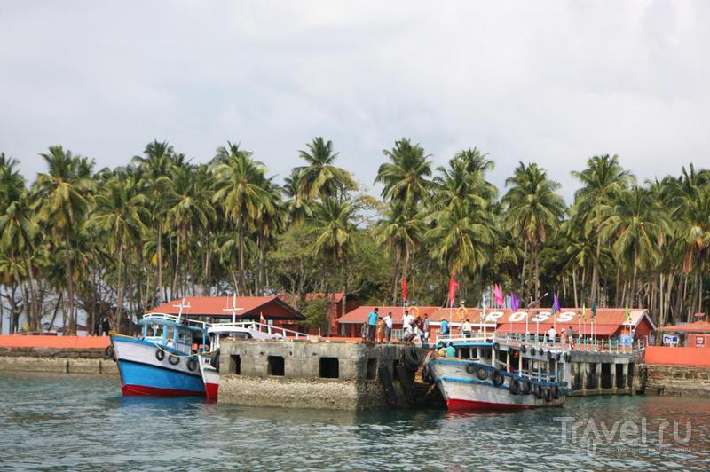 88 дней в Индии. Андаманские острова. Остров Росс / Индия