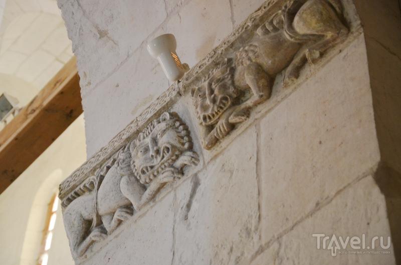 Внутренне убранство храма почти не сохранилось / Фото из России