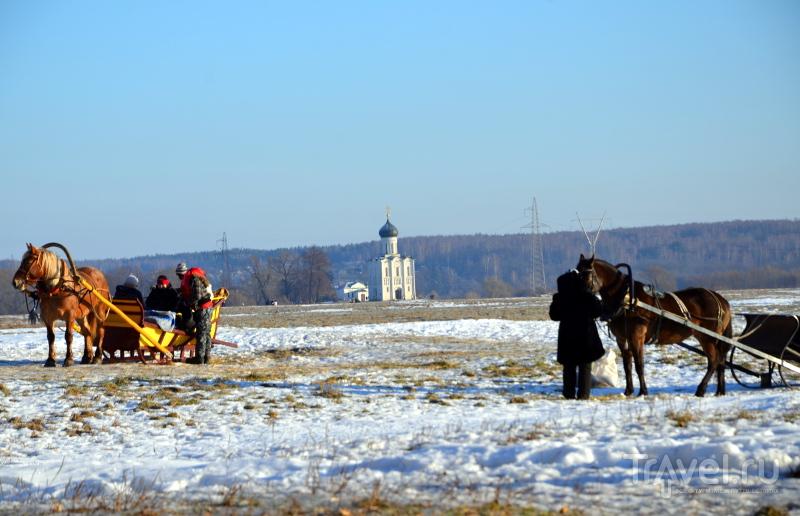 Храм Покрова на Нерли в Боголюбово, Россия / Фото из России