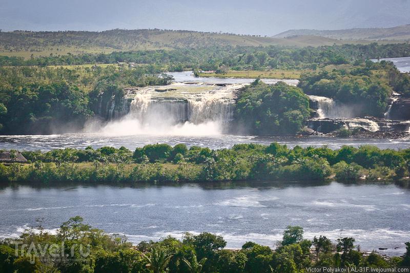Водопады в Венесуэле / Фото из Венесуэлы