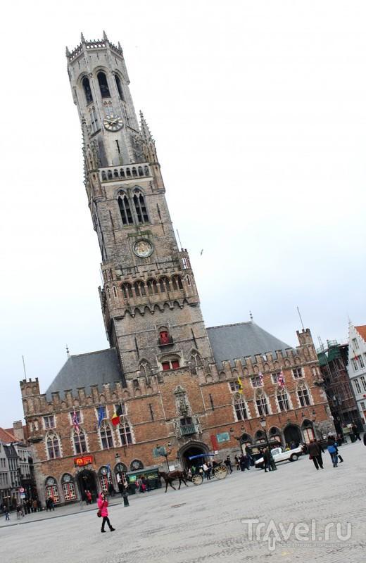 Залечь на дно в Брюгге: по следам Рэя и Кена / Бельгия