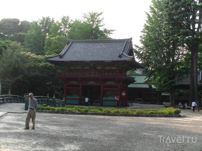 Японский альбом. Скрытый Токио / Япония