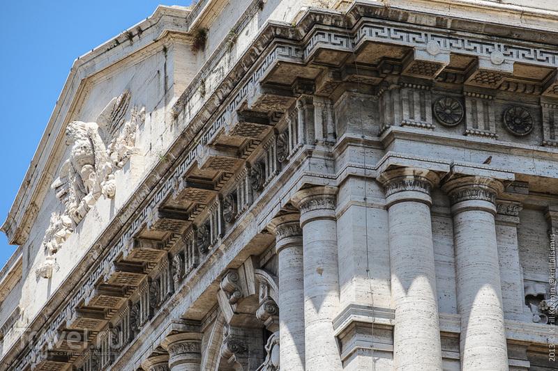Рим, Ватикан. Италия / Фото из Ватикана