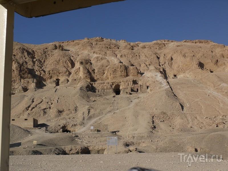 Египет. Храм царицы Хатшепсут / Египет