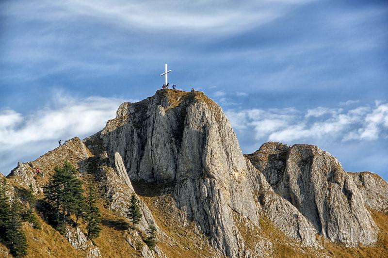 Гора Branderschrofen, Германия / Фото из Германии