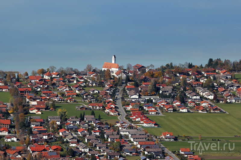 Поселок Швангау, Германия / Фото из Германии