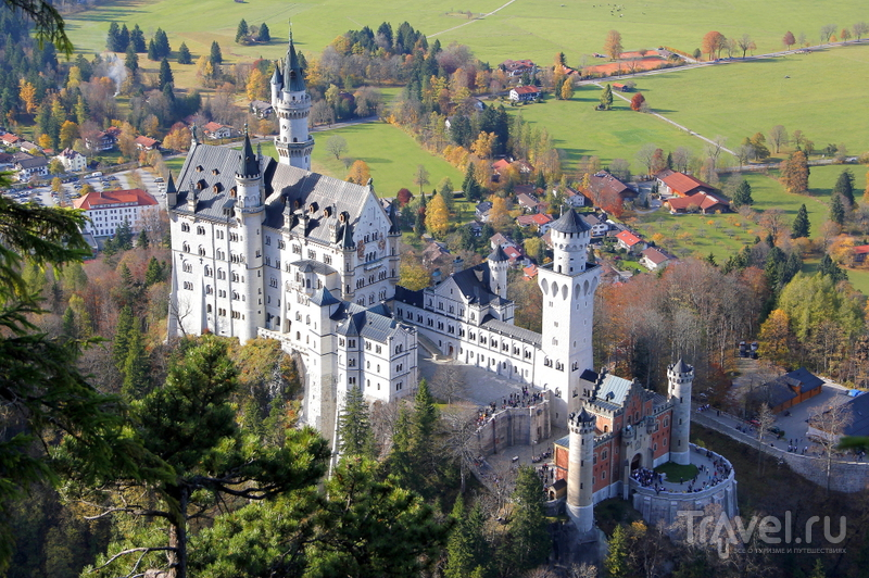Сказочная осень в Баварии / Фото из Германии