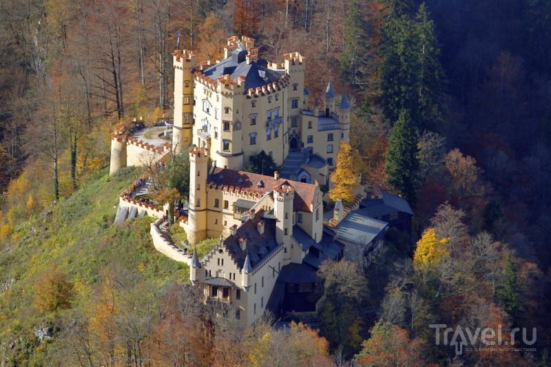 Замок Хохеншвангау, Германия / Фото из Германии