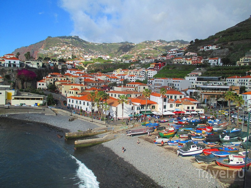 Прогулки по Мадейре. Прогулка до Кабо-Жирао / Cabo Girao / Португалия
