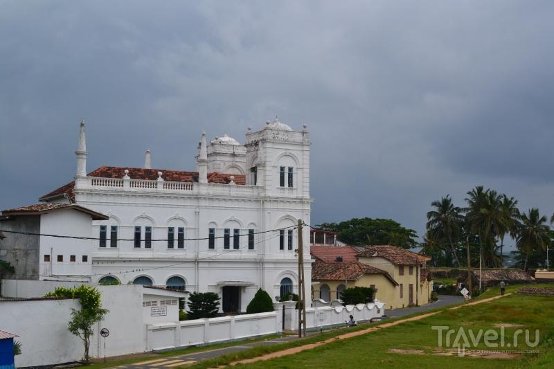 Форт в Галле, Шри-Ланка / Шри-Ланка