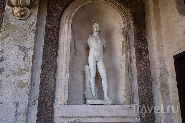 Прогулки по Риму. Куда глаза глядят / Италия