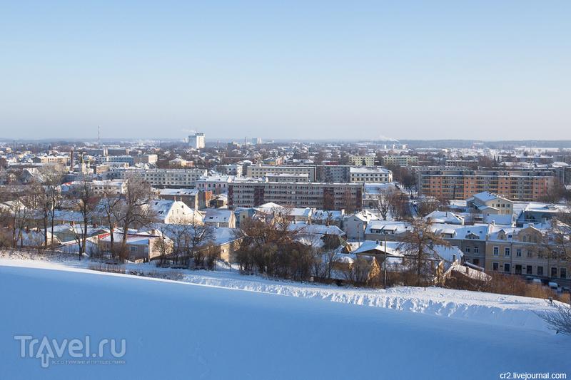 Рыцарский замок в Раквере / Эстония